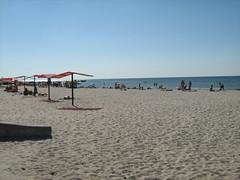 """Пляж пансіонату """"Прибой"""" • <a style=""""font-size:0.8em;"""" href=""""http://www.flickr.com/photos/78450458@N02/7162307461/"""" target=""""_blank"""">View on Flickr</a>"""