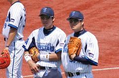 DSC01383 (shi.k) Tags: 横浜スタジアム 横浜ベイスターズ 120511 山崎憲晴 イースタンリーグ 後藤武敏