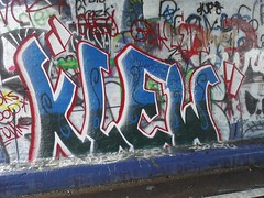 klew nvc (NotVeryCoolKidKlew2) Tags: new graffiti gulf florida tag crew roller piece breeze mop throw pensacola vandals handstyle ekes klew