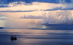 Nggela squalls (sPacific details (very limited internet)) Tags: travel light sky cloud pacific southpacific solomons solomonislands