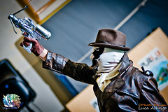 Rorschach (Cosplayers Vicentini) Tags: cosplay rorschach