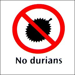 Durian Verbodsbord (Asian Ingredients) Tags: durian doerian betons duriozibethinus durio stinkvrucht durin durin frutadelduriano