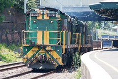 """603 at Canterbury (Trent """"Raichase"""" Nicholson) Tags: canterbury infocus highquality ssrs 600class cooteindustrial southspurrailservices greentrains"""