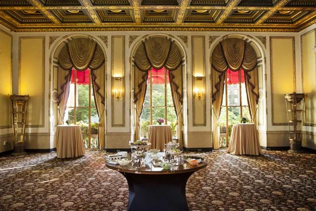 アフタヌーンティーで人気のホテル ザ ランガム ボストン