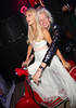 Ellen Von Unwerth and Paris Hilton Ellen Von Unwerth Party during the 65th Cannes Film Festival at Terraza Martini Cannes, France