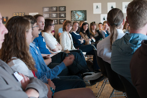 2012/05 Zurich/CreativeMornings | Bentley, Dilworth & Students (zis.ch)