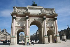 """Little Louvre Arch • <a style=""""font-size:0.8em;"""" href=""""http://www.flickr.com/photos/62531938@N03/7277196320/"""" target=""""_blank"""">View on Flickr</a>"""