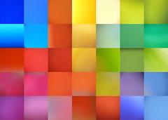 more lime than lemon (celerycelery) Tags: original color colour art grid artwork squares paintings montage painter celery digitalpaintings colourscape assembled colourgrids