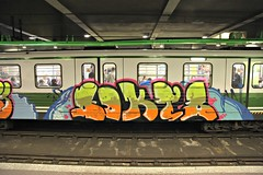 Milan trains 2012 (STEAM156 PHOTO KING !) Tags: milan graffiti trains steam156 wwwaerosolplanetcom