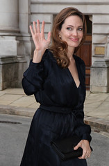 Angelina Jolie arriving (Foreign and Commonwealth Office) Tags: foreignoffice fco ukforeignoffice