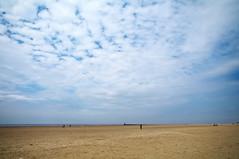 Crosby Beach (kh1234567890) Tags: beach pentax 1855mm crosby k7 anotherplace smcpentaxda1855mmf3556alwr smcpda1855mmf3556alwr