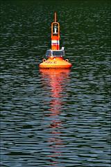 ... Light My Fire (YaYapas) Tags: hessen buoy edersee boje buoyant fz28 yearend12