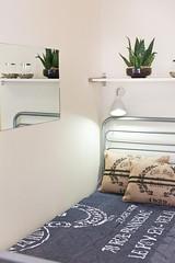 Φοιτητικα studio - κρεβάτι
