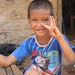 Boy smiles for the camera- Udong, Cambodia