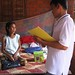 OpUSA and Sihanouk Hospital medical staff make a home visit - Udong, Cambodia