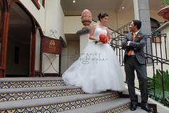 Krissia + Giovanni Wedding (MaynorPhotographer.com) Tags: wedding getaway boda couples gettingready lacondesa