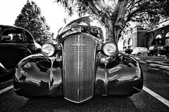 (soulshine59) Tags: blackandwhite massachusetts hotrod canon5d oldcars vintagecars goodguys goodguysnationals goodguysnationalsspringfieldma