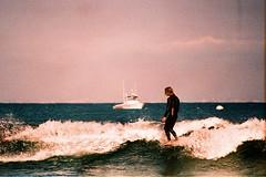 Alex Knost Malibu, 2012 (ryantatar) Tags: california film alex al xpro crossprocessed surfer malibu 300mm knost