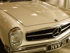Mercedes Benz World Brooklands (travelibrary) Tags: lumix mercedes panasonic brooklands ft5