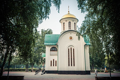 Храм во имя святого благоверного князя Димитрия Донского, Тюмень