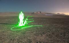 laser 1 (kathyquiroga) Tags: estrellas laser desierto calama
