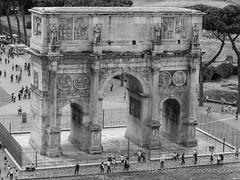 Arco de Constantino. (Pepe Soler Garcisnchez) Tags: roma canon italia powershot g11 canonpowershotg11