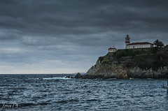15 01 09 15 01 09 DSCF2636 (jmacirez13) Tags: espaa paisajes mar europa asturias paisaje tormenta cudillero acantilado norte