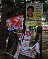 elections 2016 campaign signs 14 (_gem_) Tags: street city urban sign typography words text philippines politicians signage manila type metromanila politicianssigns elections2016