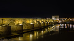 Noche en el Puente Romano, Crdoba (andbog) Tags: longexposure bridge panorama espaa building architecture night reflections dark puente spain guadalquivir roman widescreen sony edificio andalucia ponte espana es alpha sonya andalusia sel 169 crdoba riflessi notte architettura spagna csc riverbanks oss 16x9 ilce sonyalpha mirrorless 1650mm a6000 sony emount selp1650 sonyalpha6000 ilce6000 sonya6000 sonyilce6000 sony6000 6000