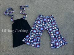 squares (Lil' Bug Clothing) Tags: capri squares halter