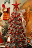 Red Christmas [Szentendre - 6 December 2015] (Doc. Ing.) Tags: christmas red silver hungary christmastree hu baubles szentendre 2015 christmasmuseum centralhungary