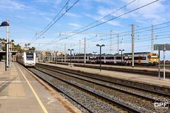 Regionals (Escursso) Tags: station train canon tren eos railway estacion catalunya 449 trainspotting tarragona renfe estacio 470 adif 447 60d