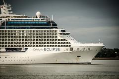 Southampton Water 22 May 2016 (Cranbury Attic Photography) Tags: boats ships hampshire cruiseship southamptonwater celebrityeclipse