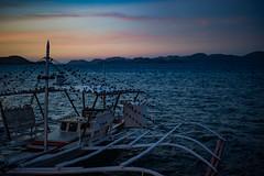 Palawan sunset; Coron, Philippines (erik-peterson) Tags: philippines dive diving padi coron palawan 2014 2013 erikpeterson chindonan