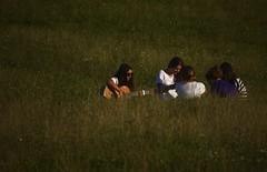 PuBLiek. (Warmoezenier) Tags: music holiday relax vakantie musica basque ferien baskenland gitaar zarautz
