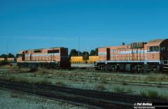 4 April 1994 L272 J105 Forrestfield (RailWA) Tags: midwest 1994 geraldton westrail j105 forrestfield railwa philmelling l272