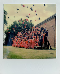 Class of 2016 (lawrence_t23) Tags: class 2016 impossible film project polaroid sx70 sonar summer