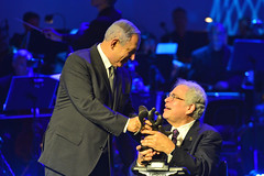 PM Netanyahu Awards the Genesis Prize to Itzhak Perlman (Prime Minister of Israel) Tags: israel jerusalem isr