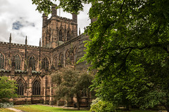 Chester Cathedral (shabbagaz) Tags: great britain united kingdom 2016 a65 alpha cathedral cheshire chester england historic history june north shabbagaz sony uk west greatbritain unitedkingdom