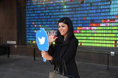 GES Delegate Saima Khakwani Participates in the Twitter Mirror Challenge (GES 2016 Silicon Valley) Tags: ges2016 entrepreneurship stanford siliconvalley paloalto globalentrepreneurshipsummit innovators stanforduniversity california