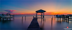 Florida Life: Home By Nightfall (Thncher Photography) Tags: longexposure sunset sky nature clouds reflections landscape boats outdoors fishing florida sony scenic silhouettes stuart fullframe fx fishingpier waterscape boatdock indianriver hutchinsonisland palmcity southeastflorida leebigstopper zeissfe1635mmf4zaoss a7r2 ilce7rm2 sonya7r2