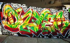 (J.F.C.) Tags: sanfrancisco graffiti dzyer