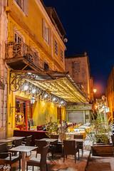 Cafe en la plaza del Forum (Perurena) Tags: cafe arles francia vangogh provenza impresionismo cafedenoche impresionistas plazadelforum cafesoir