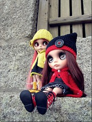 Manuela y Carolina