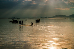 After work (V-A-K) Tags: vietnam hue vak cauhai largoon ayrphotoscontestclouds