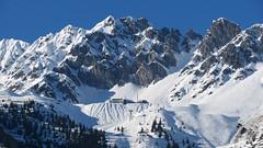 Nordkette - Innsbruck (mikiitaly) Tags: schnee österreich berge innsbruck nordkette felsen seilbahn flickrdiamond sailsevenseas elementsorganizer