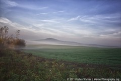 Sugarloaf in the Fog (Dudley Warner) Tags: sugarloafmountain marylandlandscapes