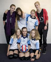 2011 Mini 13 - Trs. Selena vd Berg en Mieke Buist