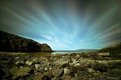 SUMARDAGUR / SUMMER DAY (HPHson) Tags: sky rock clouds iceland sk himinn fanning weldingglass klettur hphson