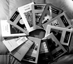 This Must Be Heaven (Gustavo Eduardo V) Tags: invisible books ghosts timbuktu libros sunsetpark leviathan fantasmas moonpalace cityofglass paulauster thebrooklynfollies mrvertigo ciudaddecristal brooklynfollies elpalaciodelaluna inthecountryoflastthings thenewyorktrilogy thelockedroom tombuct therednotebook leviatn sonyalphadslra200 minoltaaf50mmf14 lamsicadelazar elpasdelasltimascosas themusicofchance latrilogadenuevayork lahabitacincerrada mrvrtigo elcuadernorojo